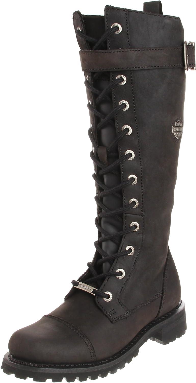 Harley -Davidson -Davidson -Davidson Kvinnors Savannah Boot  fashional butik till salu