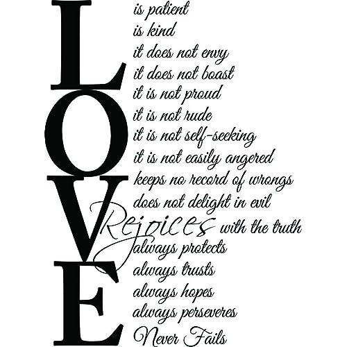 1 Corinthians 13: Amazon.com