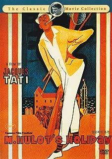 Mr. Hulot's Holiday (1953) Jacques Tati, Nathalie Pascaud [All Region, Import, B & W]