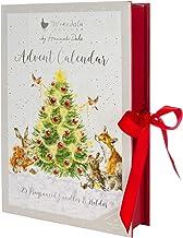 Wax Lyrical Wrendale Candle Advent Calendar,