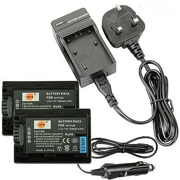 Cargador MICRO USB para SONY DSC-HX1