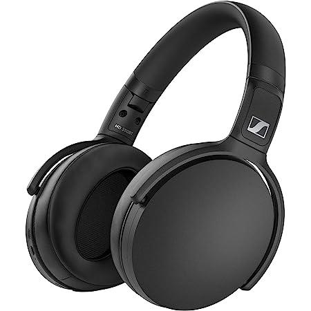 Sennheiser Over Ear Wireless HD 350BT Black Headphone