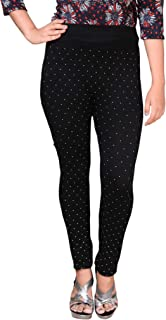 Krystle Women's|Girl's Doted Printed Jegging