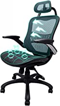 Komene Ergonomic Office Chair High Adjustable Back Mesh Desk Chairs,Computer Chair Lumbar Support Modern Executive with Ro...