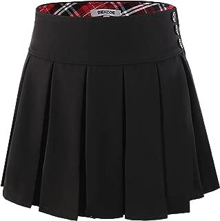 Girls Black Skirts