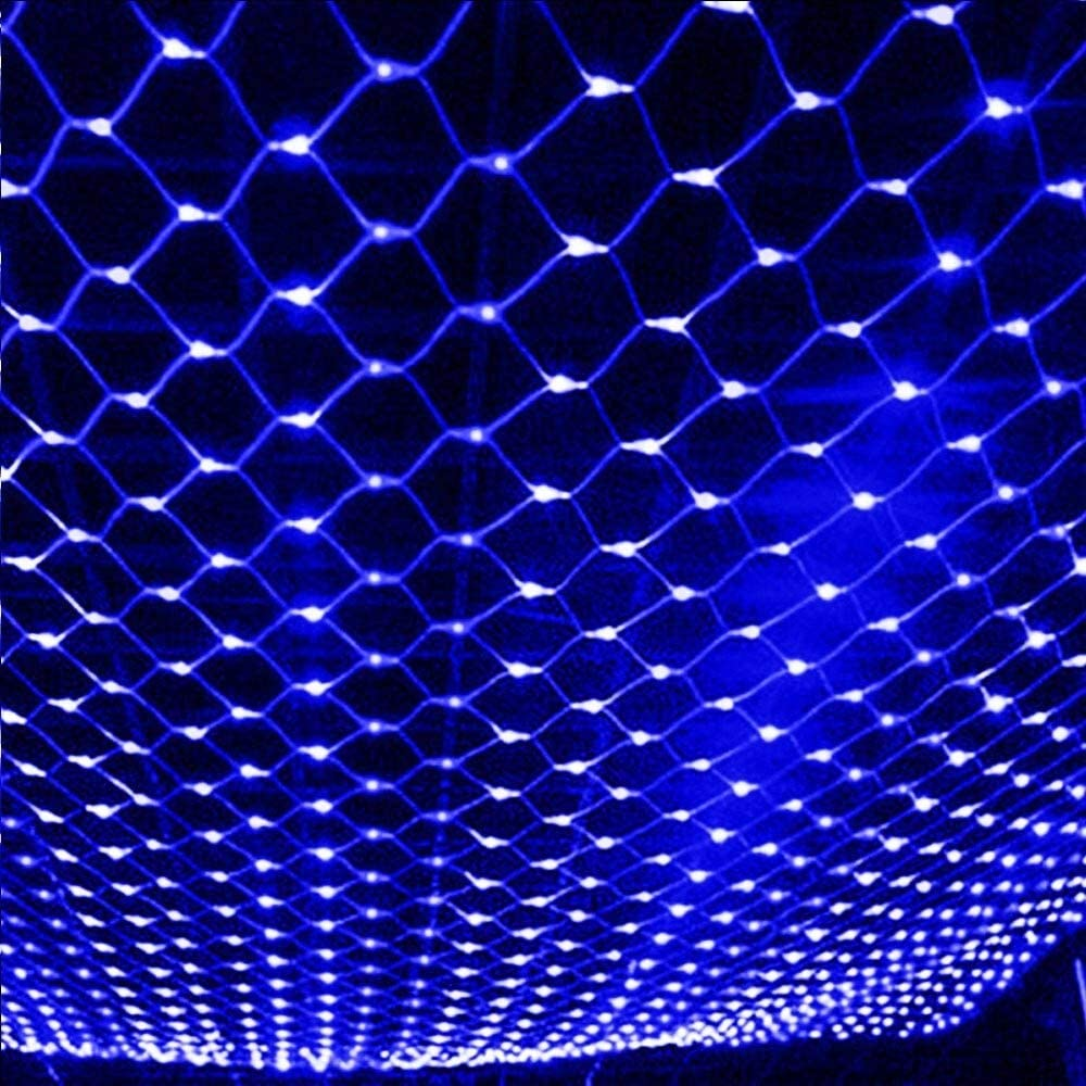 Daliuings Max Miami Mall 42% OFF Practically 2x2m 3x2m 6x4m Garden Outdoor Led Mesh Net