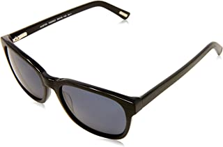 MORRISSEY Men's Austin, Black Woodgrain