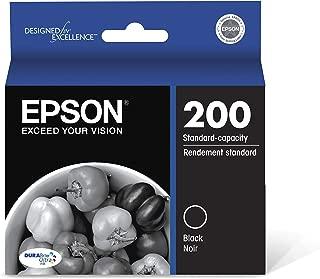 Epson T200120 DURABrite Ultra Black Standard Capacity Cartridge Ink