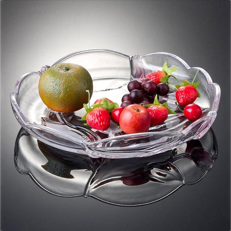 Assiette De Fruits Bol Plat En Verre Salon Fruits Secs Fruits Plateau Plateau Snack