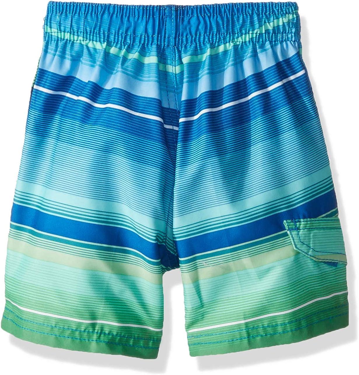 Kanu Surf Boys Reflection Quick Dry UPF 50 Beach Swim Trunk