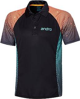 andro(アンドロ) ユニセックス 卓球 ウェア ゲームシャツ アンドロマーレイ 302105