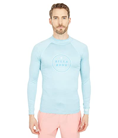 Billabong Rotor Performance Fit Long Sleeve Rashguard Men
