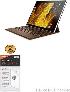 Protetor de tela para notebook HP Elite x2 G4, BoxWave® [ClearTouch antirreflexo (pacote com 2)] Película fosca anti-impre...