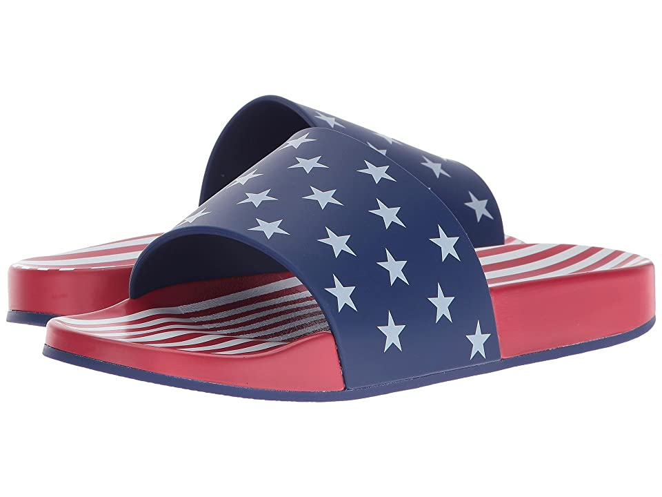 Katy Perry The Betsy (Red/Blue Multi) Women