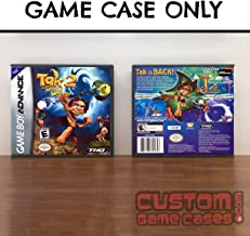 Gameboy Advance Tak 2: The Staff of Dreams - Case