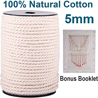 polyester macrame cord