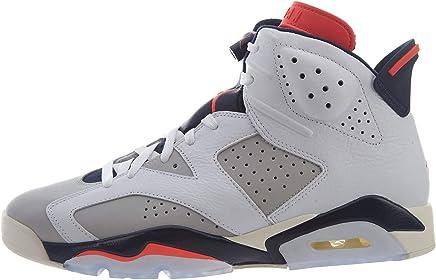 43af9796bbd Jordan Nike Kids Air 4 Retro BG Basketball Shoe