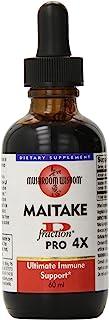 Mushroom Wisdom, Inc. Maitake D Fraction Pro 4X ,2.02 Fl Oz