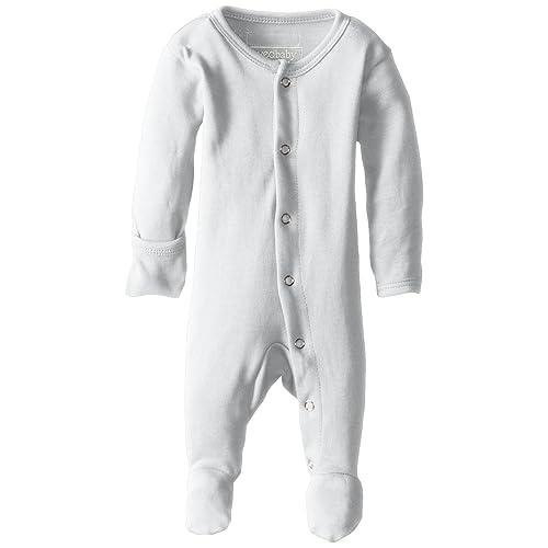 TCP Newborn Baby Boys Long Sleeve Tuxedo Footed Sleep And Play Black NEW!