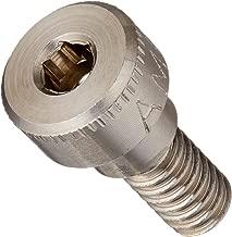 "17-4 PH Stainless Steel Shoulder Screw, Socket Head Cap, Hex Socket Drive, Standard Tolerance, Meets ASME B18.3, 10-24 Thread Size, 1/4"" Shoulder Diameter, 5/32"" Shoulder Length"