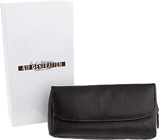 4th Generation Single Combo Tobacco Pouch - Kenko Black