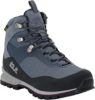 Jack Wolfskin Women's All Terrain Pro Texapore Mid Waterproof Hiking Boot