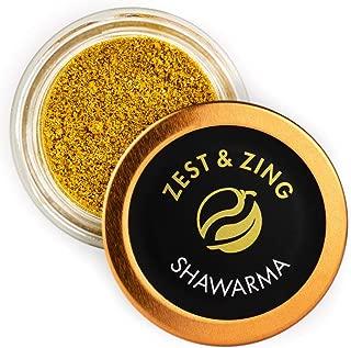 Shawarma (Ground), 1 oz - Premium BBQ Rubs & Seasonings By ZEST & ZING. Fresher, convenient, stackable Spice Jars.
