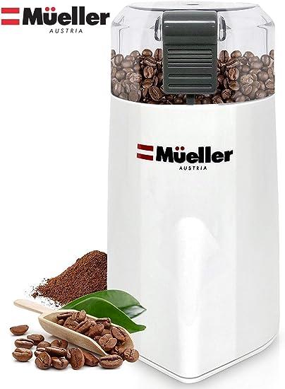 Mueller Austria HyperGrind Precision Electric Coffee Grinder