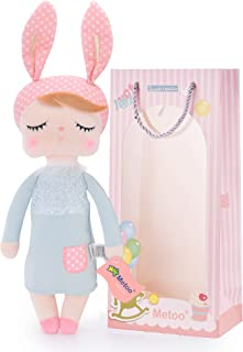 Me Too Baby Dolls Girl Gifts - Stuffed Bunny Plush Rabbit Toys12 inches …