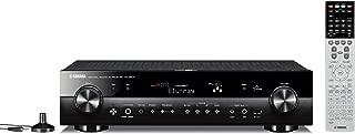 ヤマハ AVレシーバー 5.1ch ネットワーク/ハイレゾ音源対応 ブラック RX-S600(B)