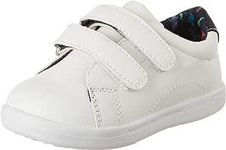 Max Boy's White Sneakers-7 Kids UK (24 EU) (IBCSW1908)