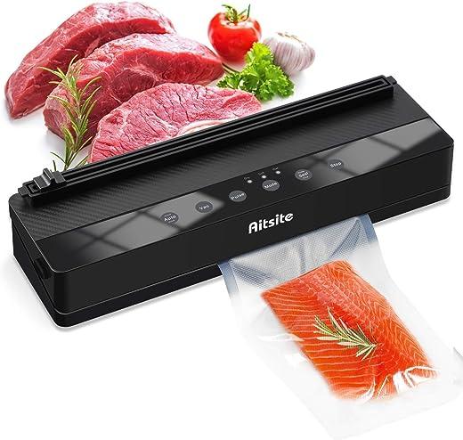 Vacuum Sealer Machine, Aitsite Automatic Food Sealer for Food Savers w/ Starter...