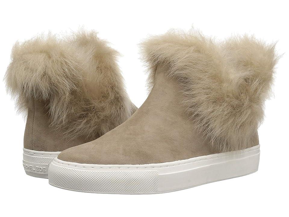 Rachel Zoe Brooklyn Sneaker Bootie (Taupe) Women