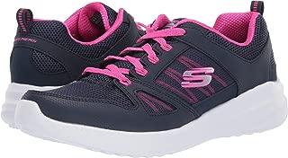 Skechers Women's Skybound Navy/Hot Pink 11 C US