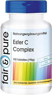Ester C Plus 500mg - Complejo