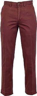 Polo Ralph Lauren Men's Classic Fit Flat Front Chino - 34W x 30L - Purple