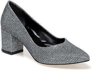 BRET Gümüş Kadın Gova Ayakkabı