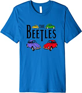 Retro Beetle or Punch Buggy Funny Pun T-Shirt