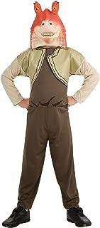 Jar Jar Binks Star Wars Episode One Costume Child Size T Toddler 3-4