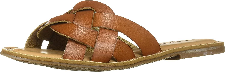 Rock & Candy Womens Bernyce Flat Sandal