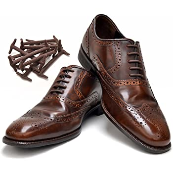 Stretch Shoelaces for Dress Shoes