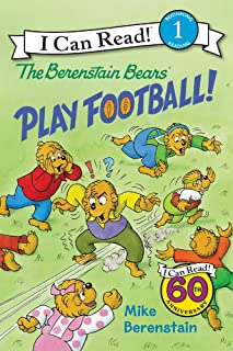 The Berenstain Bears Play Football! (I Can Read, Level 1: Berenstain Bears)