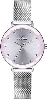 Radiant katrine Womens Analog Quartz Watch with Stainless Steel bracelet RA467605