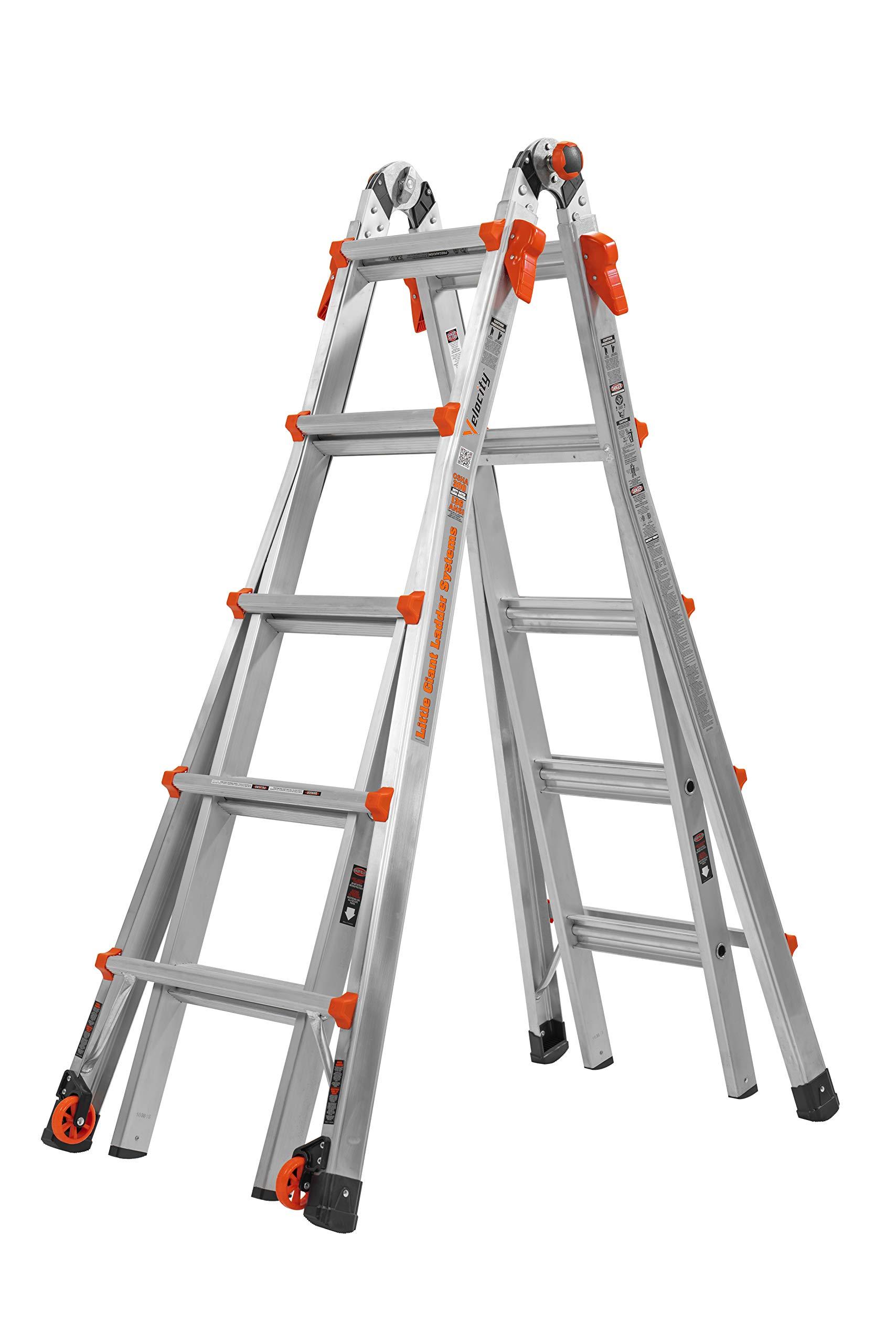 Little Giant Multi Use Ladder 15422 001