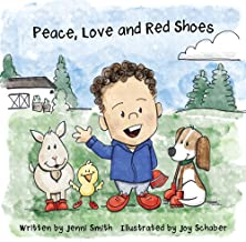 Peace. Love and Red Shoes