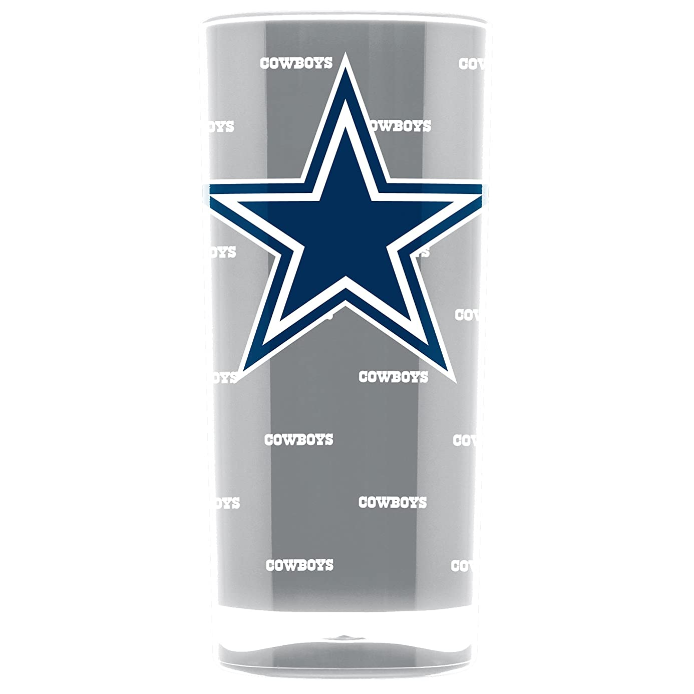 Duck House NFL Unisex Insulated Acrylic Square Tumbler
