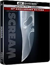 Scream Steelbook 4K UHD