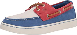 Sperry Top-Sider A/O 2-Eye Lea. Classic Brown, Chaussures Bateau Homme