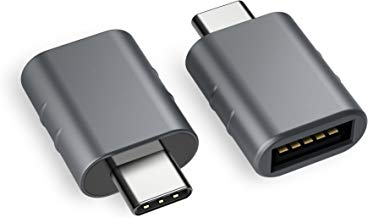 Syntech USB C to USB Adapter (2 Pack), Thunderbolt 3 to...