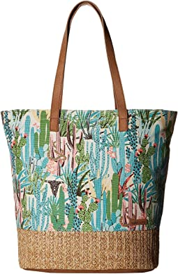 Artist Circle Horizon Tote